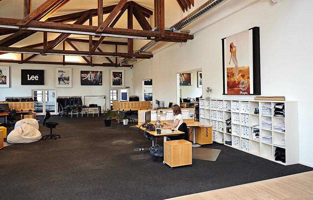 Eksklusive kontorer i nordsjælland med udsigt over Øresund