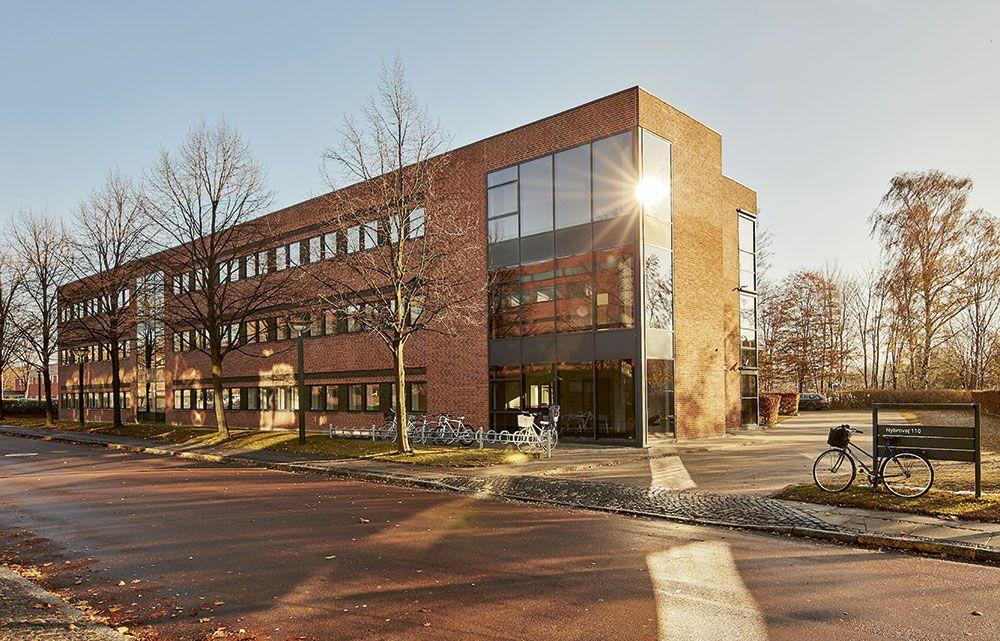 Merkant erhvervsejendom i Kgs. Lyngby