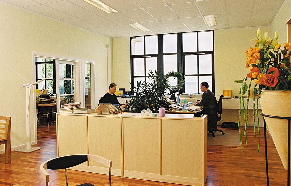 kontorfællesskab kontor