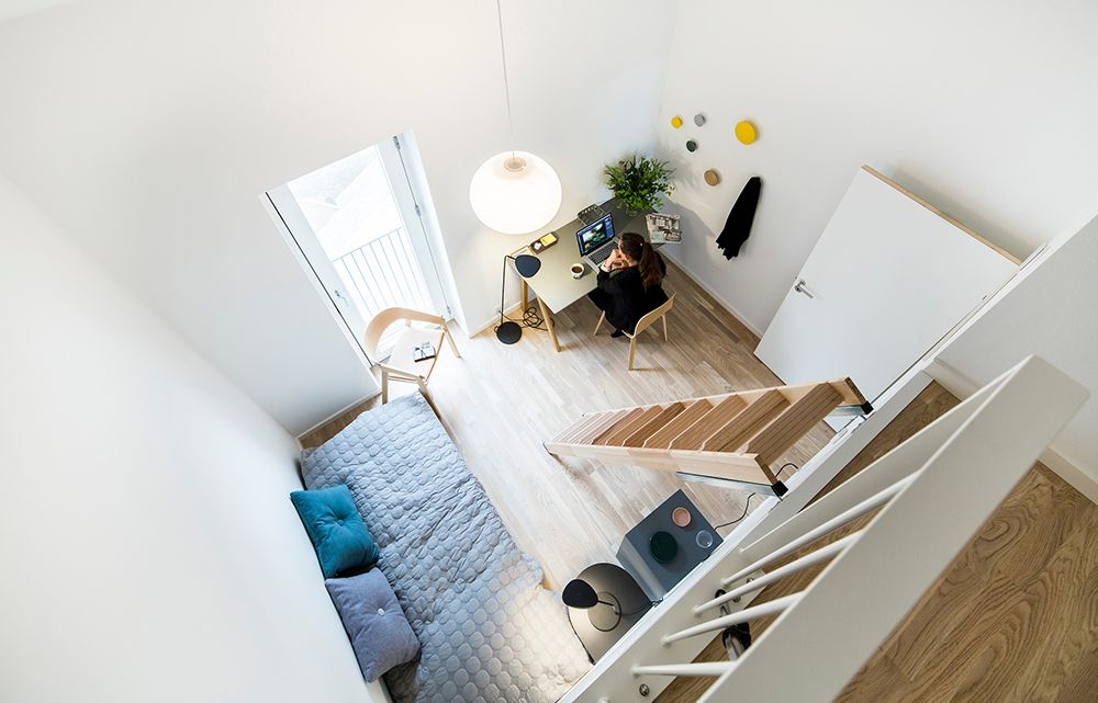 Frederiks Brygge, Flydedokken, Frederiksholmshuset, boliger, indretning, bolig til leje, lejlighed til leje, lejlighed i København, lejebolig, udlejning bolig, lejlighed til leje