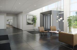 Få kontor midt i det pulserende Kongens Lyngby