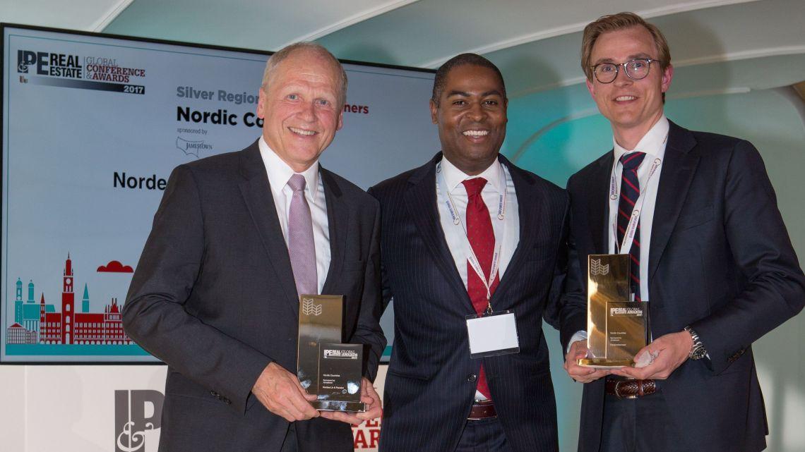 IPE Real Estate Global Awards 2017 Nordic Countries