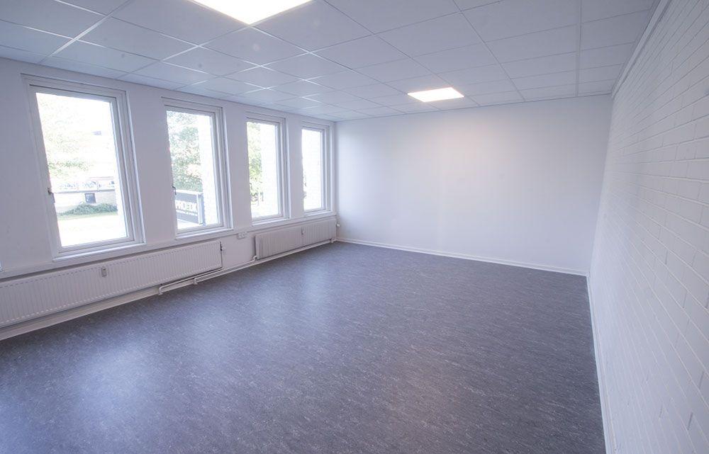 Musikøvelokale på 52 m²