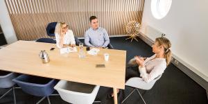 Nordea Ejendomme nytænker kontorkoncept i København