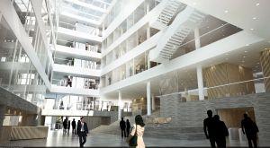 Nordea flytter 2.500 medarbejdere til Ørestaden