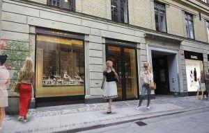 Find små butikslokaler til leje