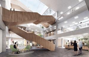 Nordea Ejendomme i nyt OPP-projekt for Bygningsstyrelsen