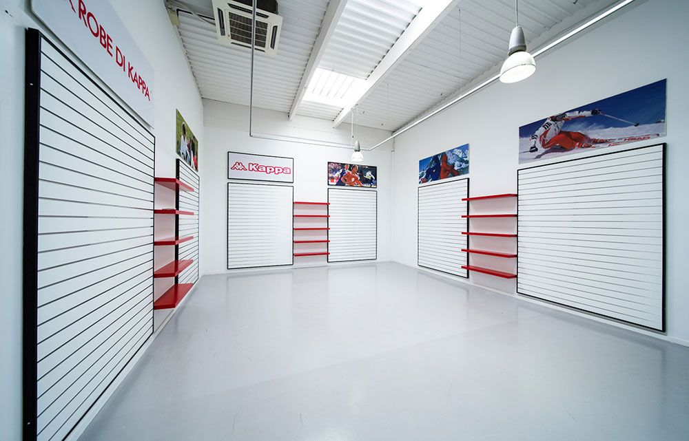 Kontor Lager Showroom - til leje