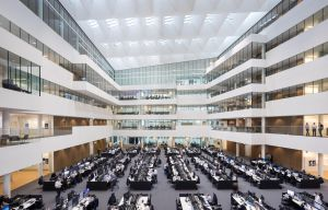 Nordea HQ Receives International Award