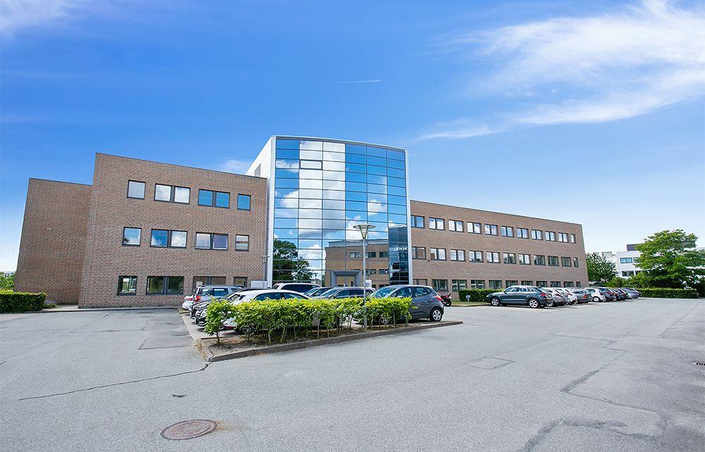 lautrupvang 4b facade parkering