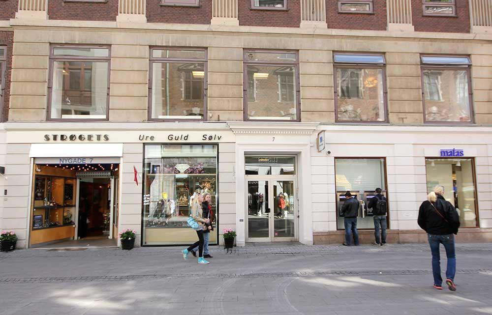 nygade 7 københavn k 3 sal facade