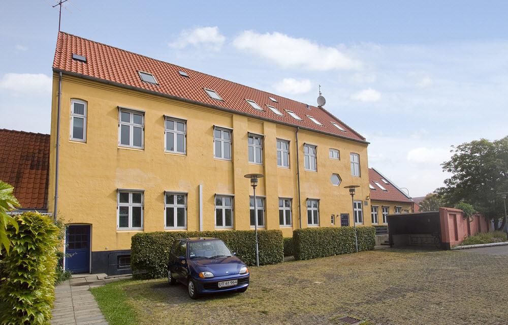 sct mortensgade 18 rønne facade